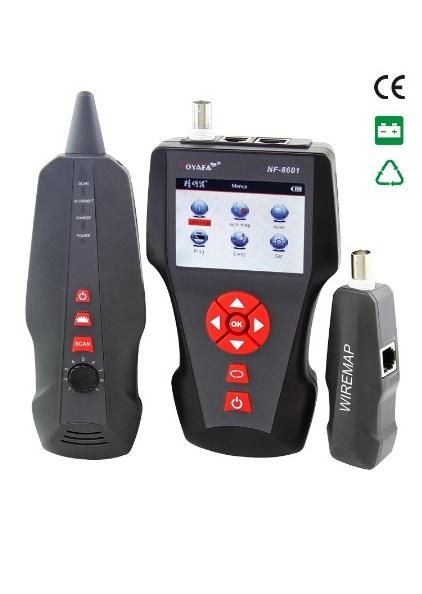 Bộ test cáp đa năng NF-8601